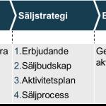 Process Säljutveckling